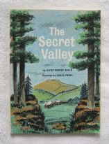 "zz Clyde Robert Bulla (illustrated by Grace Paull), ""The Secret Valley"" (1975) - vintage school reading book (SOLD)"
